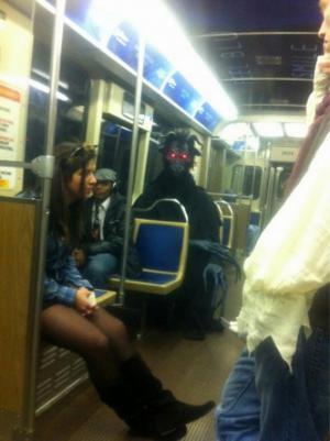 Nic zvláštního v metru
