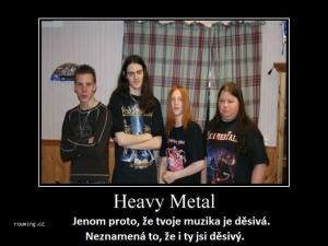 Metal forever