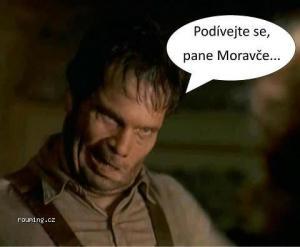 Miloš u Moravce