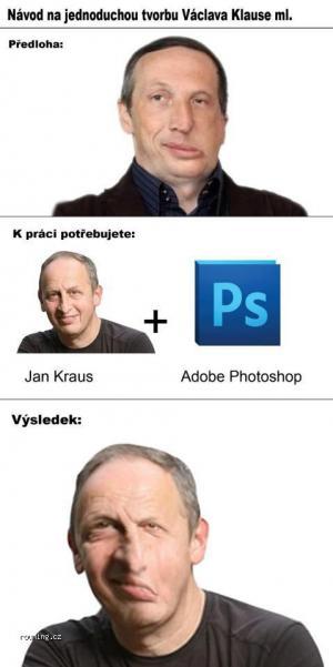 Jak vznikl Klaus mladší