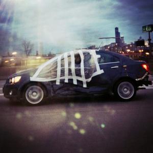 Vytuněné auto