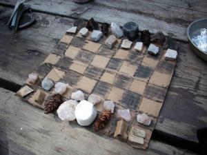 Přírodní šachy