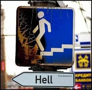 Cesta do pekla