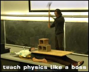 Výuka fyziky