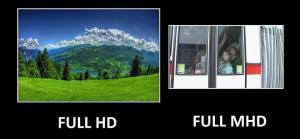 Full (M)HD