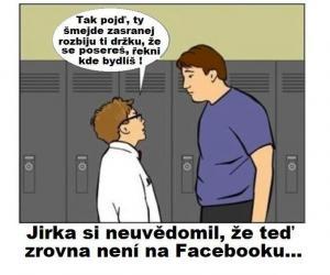 FB vs. realita