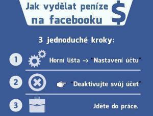 Zarábaní na FB