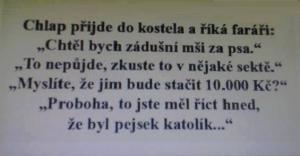 Vtípek :-)