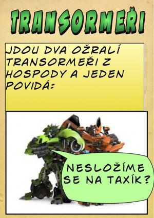Transormeři