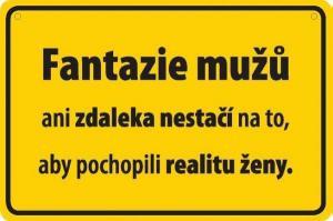 Fantazie vs. realita