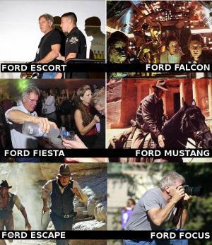 Ford a jeho příběh