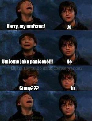 Harry a Ron