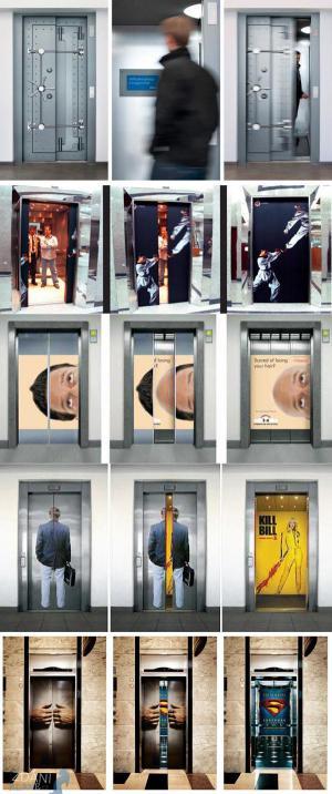Výtahové iluze