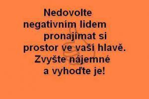 Negativní lidé