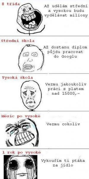 Sny vs. realita :D