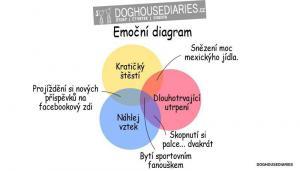 Emoční diagram