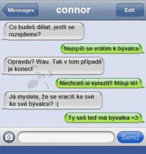 Hezká sms :)