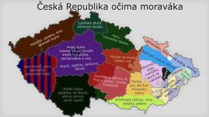 ČR a moravák