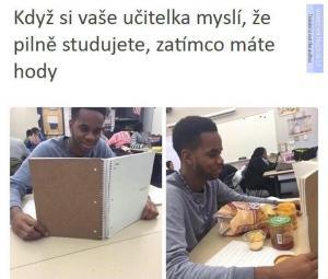 Pilný student
