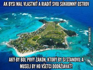 Vlastní ostrov