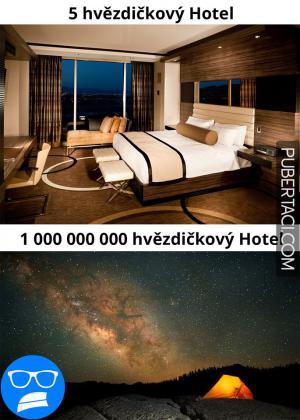 5 hvězdičkový hotel