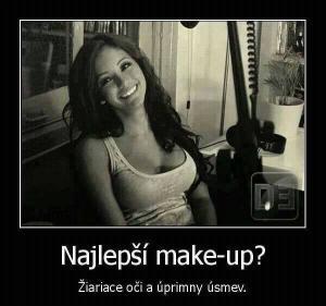 Nejlepší make-up