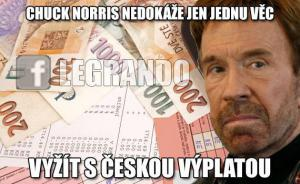 Co nedokáže Chuck Norris