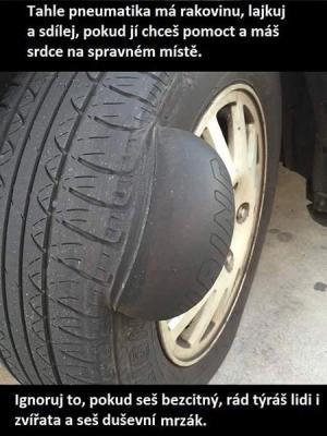 Zachraň pneumatiku