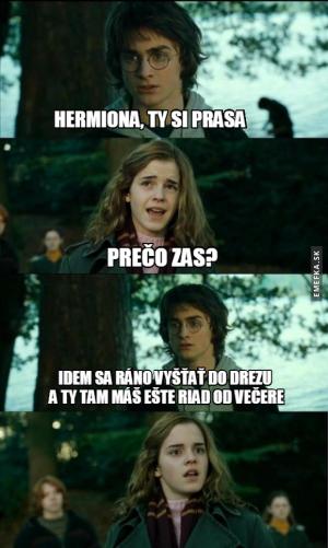 Hermiona prase