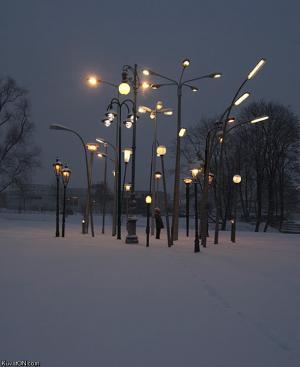 Lampová ulice