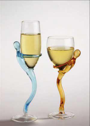Originální skleničky
