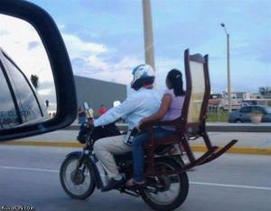 Originální motorka!