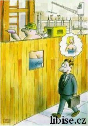Mužská představivost!