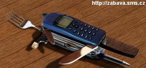 Praktický mobil