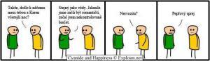 Nervozita?