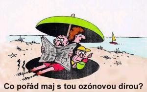 Pravda o ozonové díře