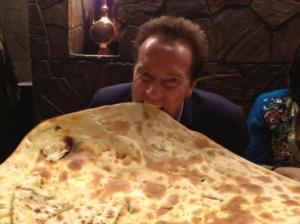 Velká pizza