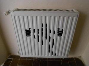 Vězeň v topení