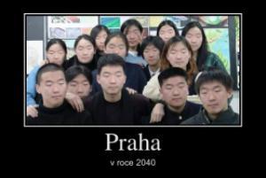 Praha rok 2040
