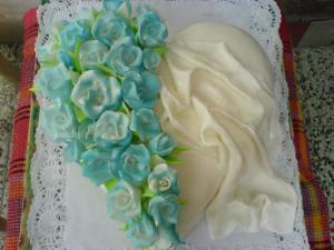 Dort modré růže