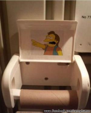 Došel toaleťák :(
