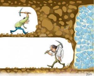 Nikdy nepřestaňte věřit!