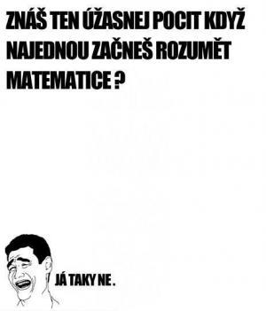 Já a matematika