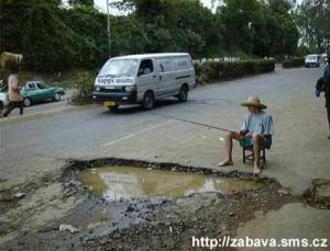 Rybář... :)