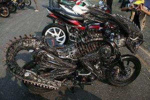 Motorka-Predátor