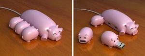 Dobrý USB Rozbočovač