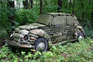 Kamenné auto