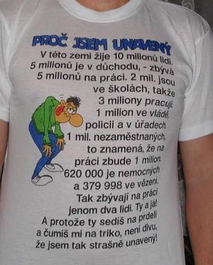 Dobré tričko