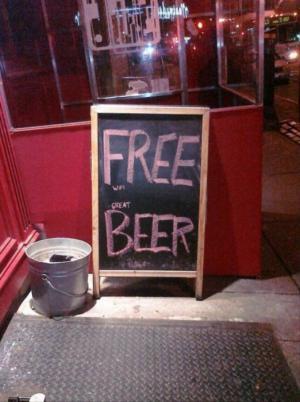 Reklama hospody