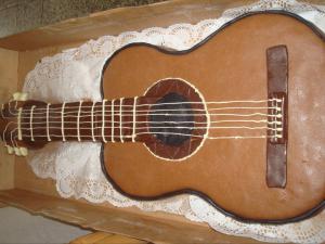 Dort španělská kytara